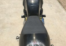 Custom Motorcycle Graphics - Cafe Racer