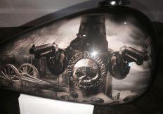 Custom Digital Motorcycle Graphics